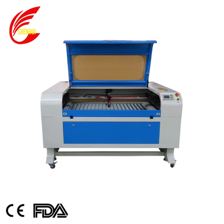 80w double head industrial laser cutting machine for crafts