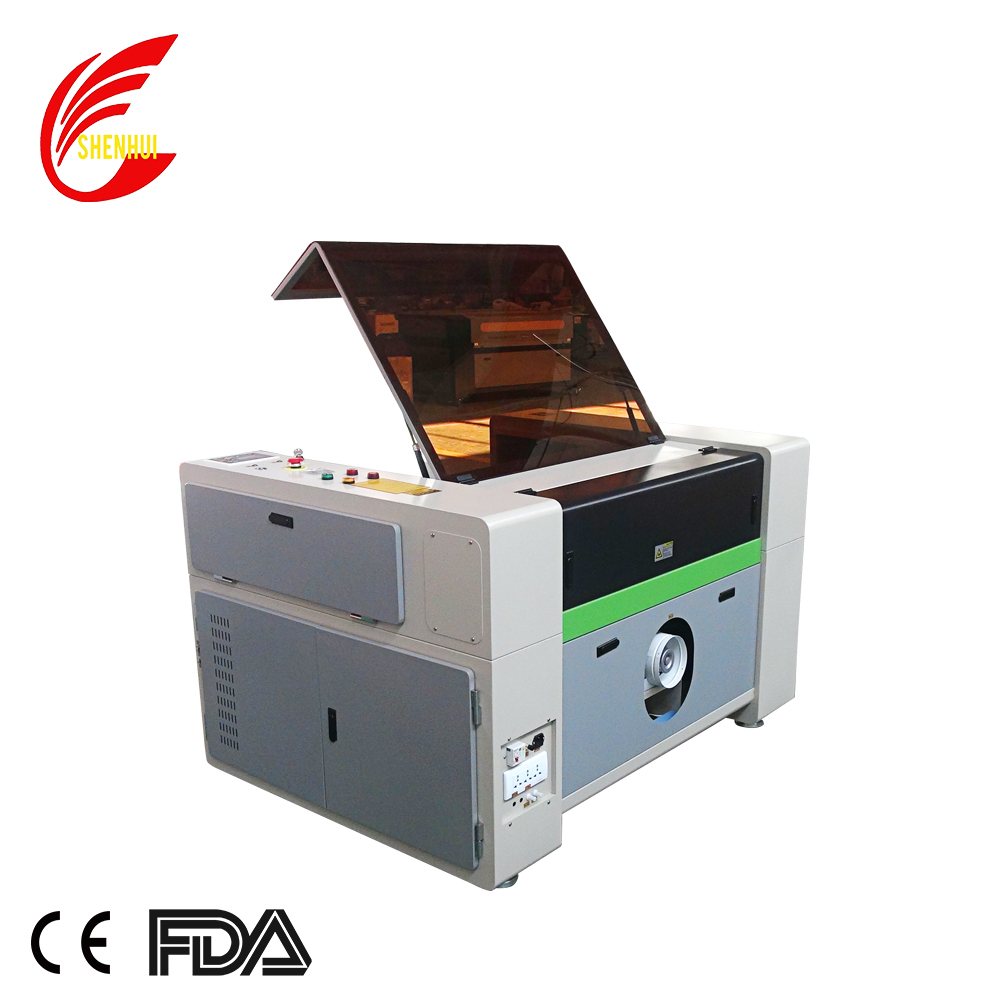2020 Design Double Heads 1390 Laser Cutting Machine
