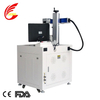 non metal fiber laser marking machine for ear tag