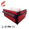 2019 Design Double Heads 1810 Automatic Feeding Laser Cutting Machine